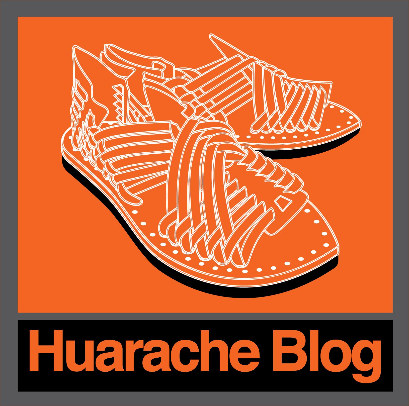 Huarache Blog Logo C.