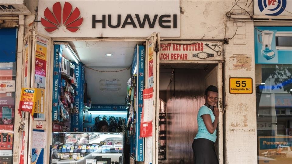 Huawei Technicians Helped African Governments Spy on.