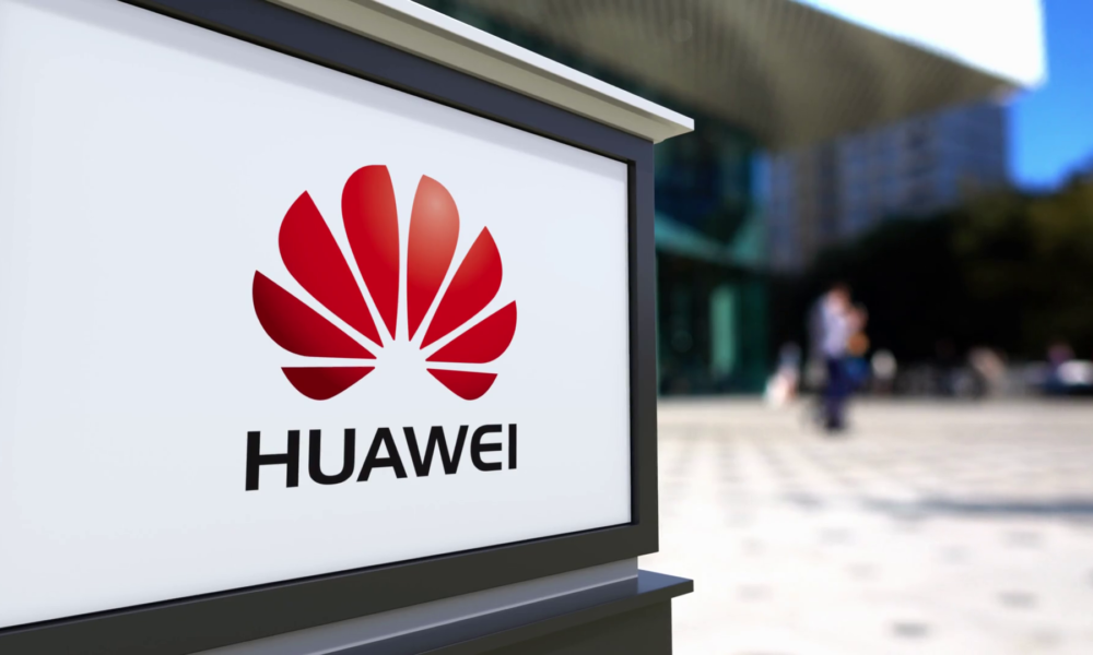 Huawei saw a 50% increase in smartphone shipments in Q1 2019.