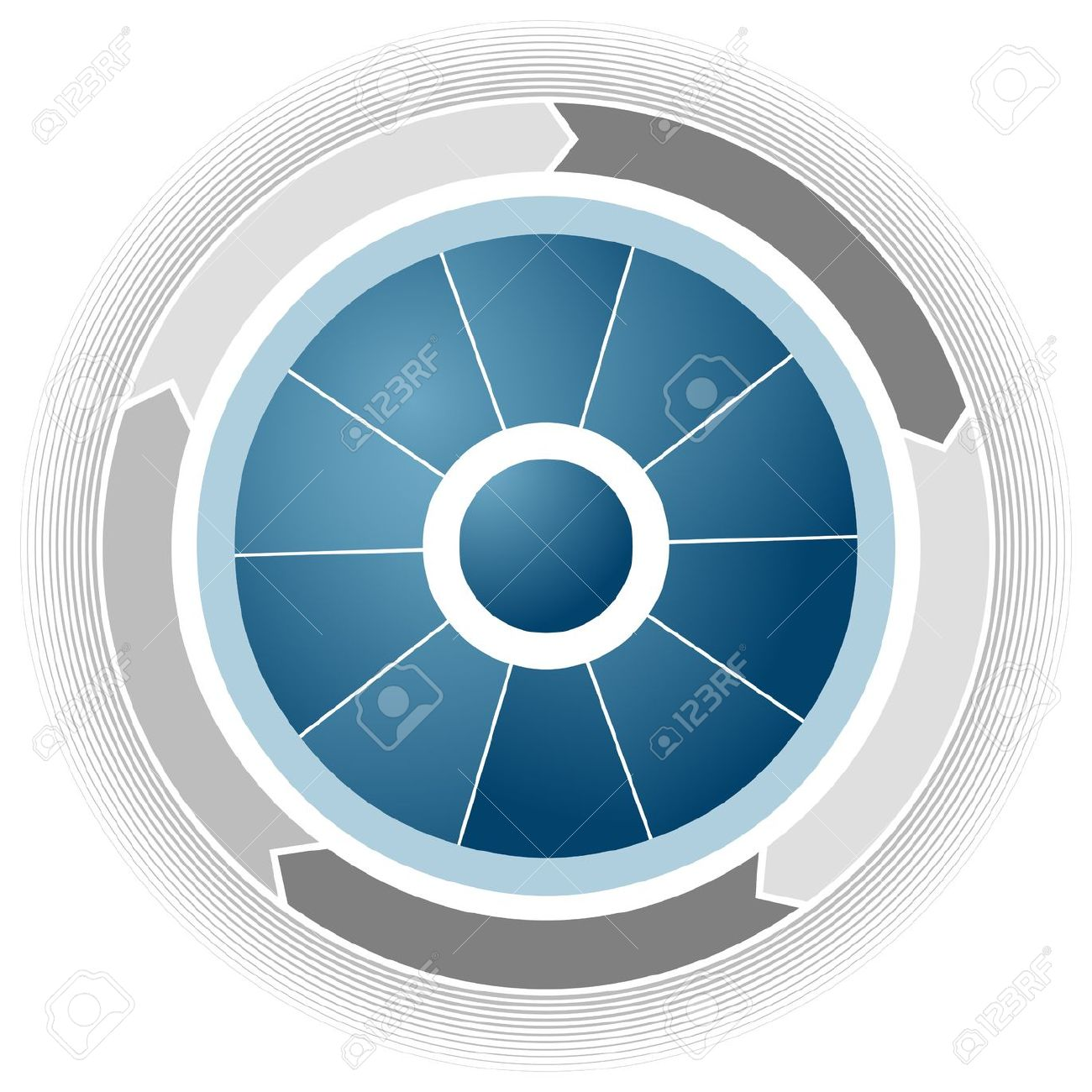 Hub of the wheels clipart clipground an image of a blue corporate business wheel royalty free cliparts ccuart Images