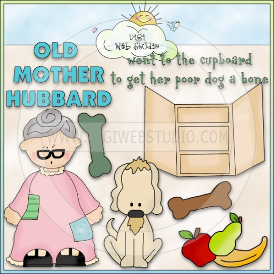 Old Mother Hubbard 1.
