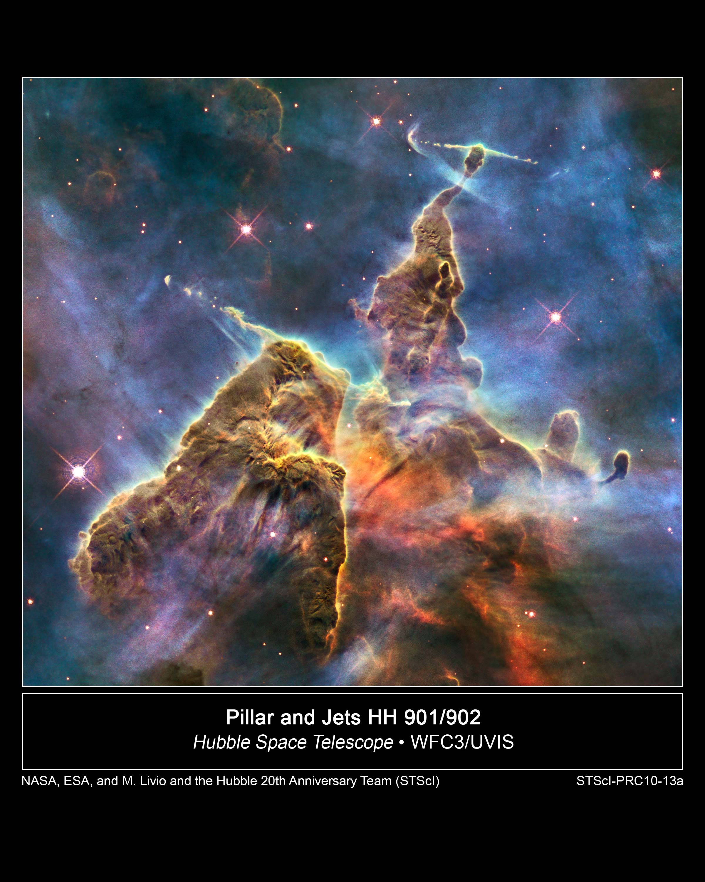 Main Hubble Page.