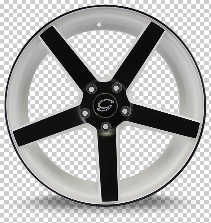 Alloy wheel Spoke Rim Hubcap, marquee PNG clipart.