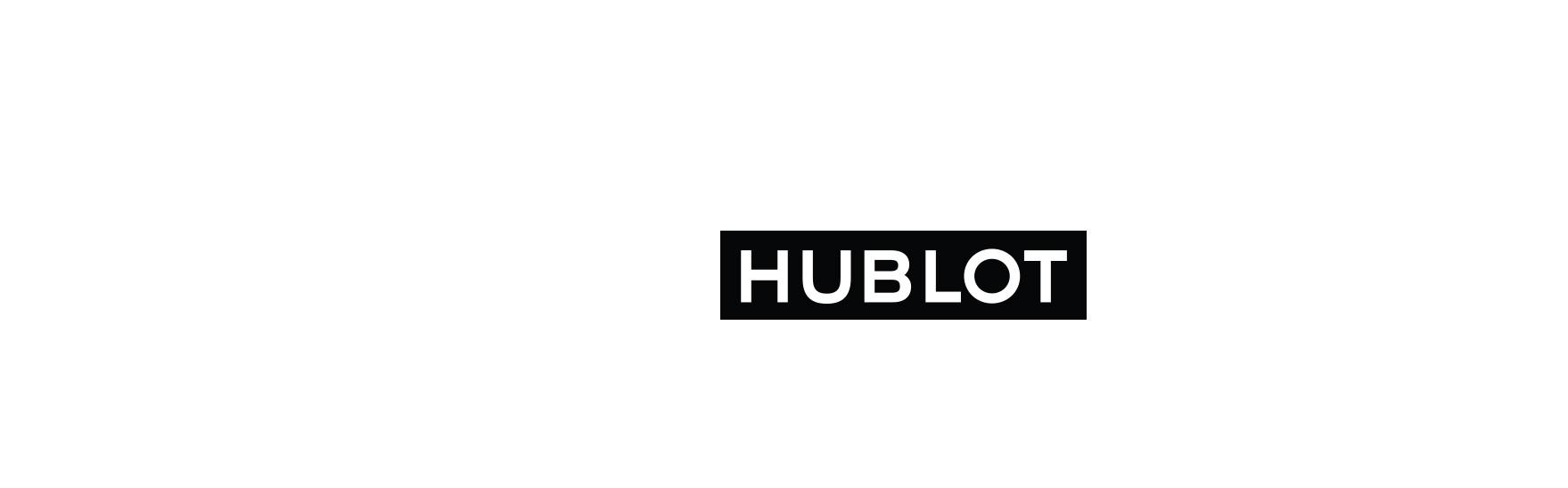 Hublot Logos.