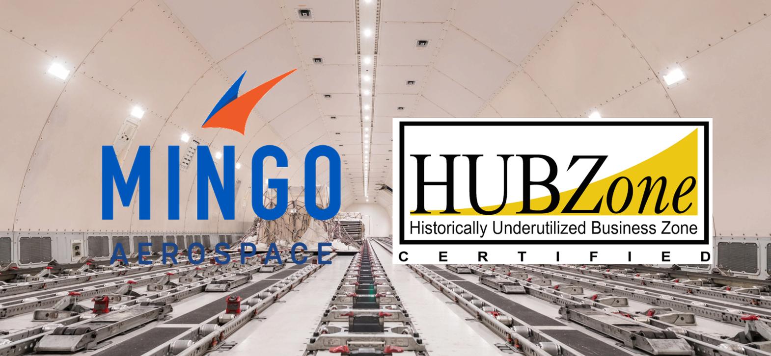 Mingo Aerospace: SBA HUBZone Certified.
