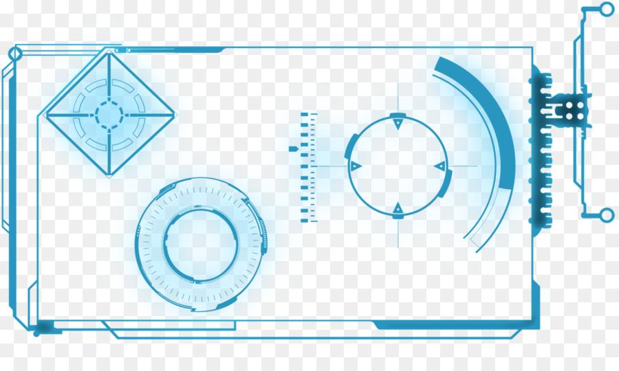 Technology Circle Engineering Area Angle #519862.