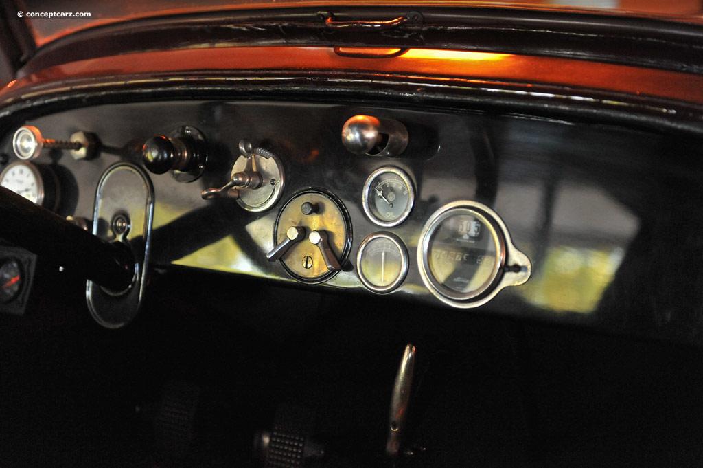 1921 Hudson Super Six (Speed Six).