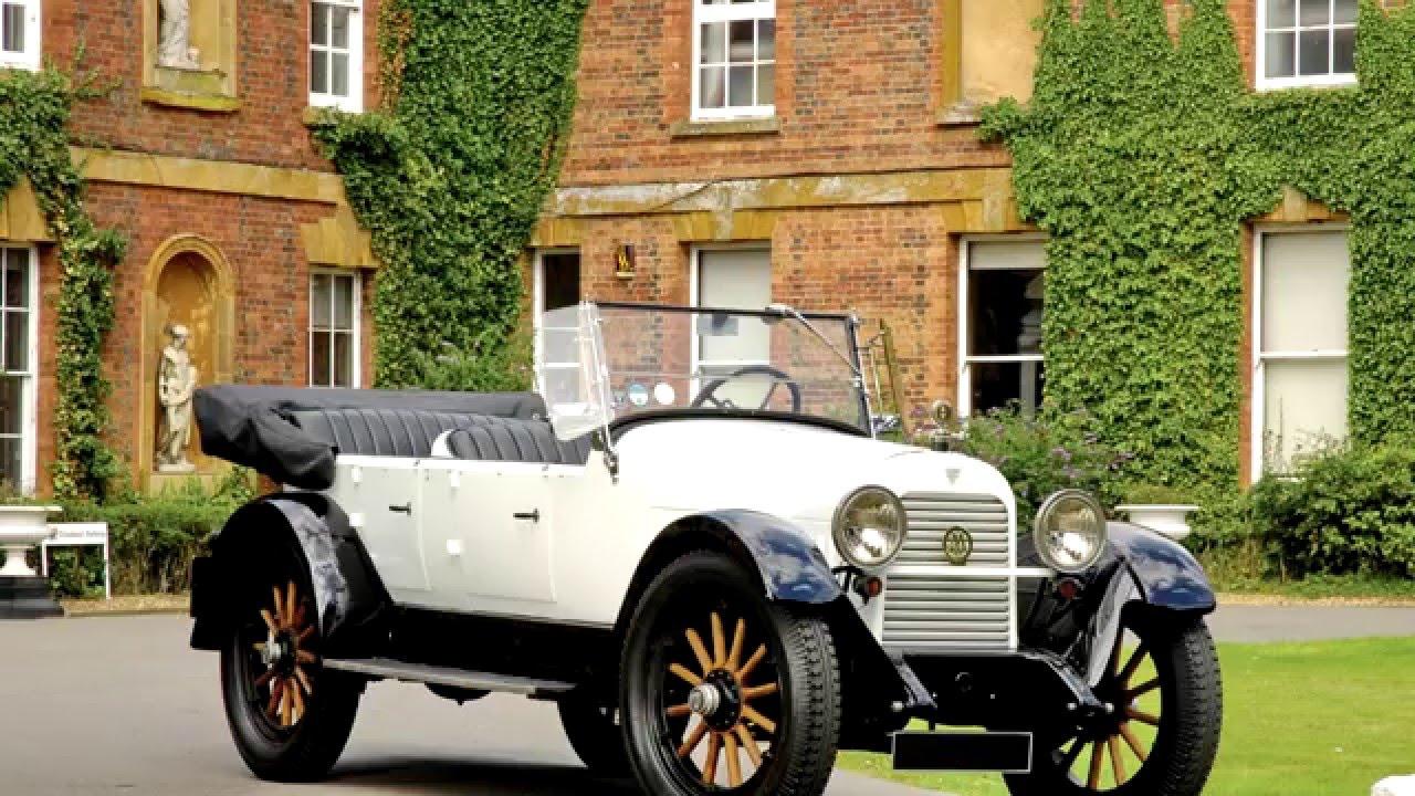 Hudson Super Six Phaeton '1921.