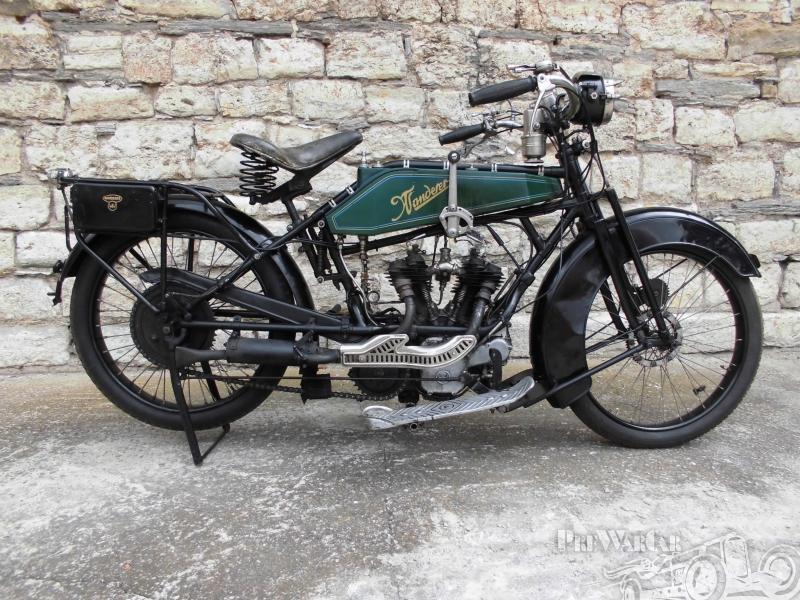 Wanderer 616 1921 for sale.
