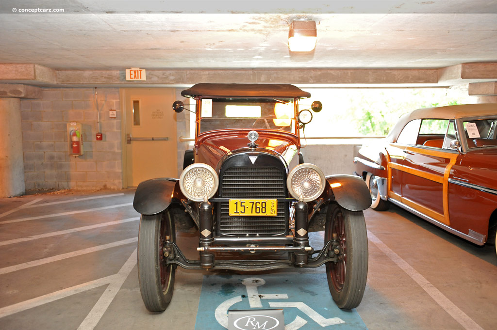 Auction results and data for 1921 Hudson Super Six (Speed Six.