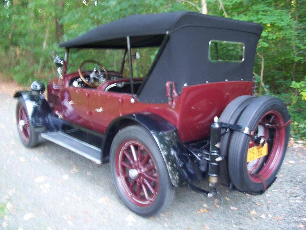 1921 Hudson Super Six 4 Passenger Phaeton.