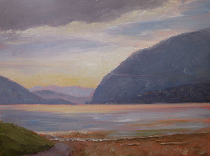Hudson Valley Painter » Hudson River Paintings.