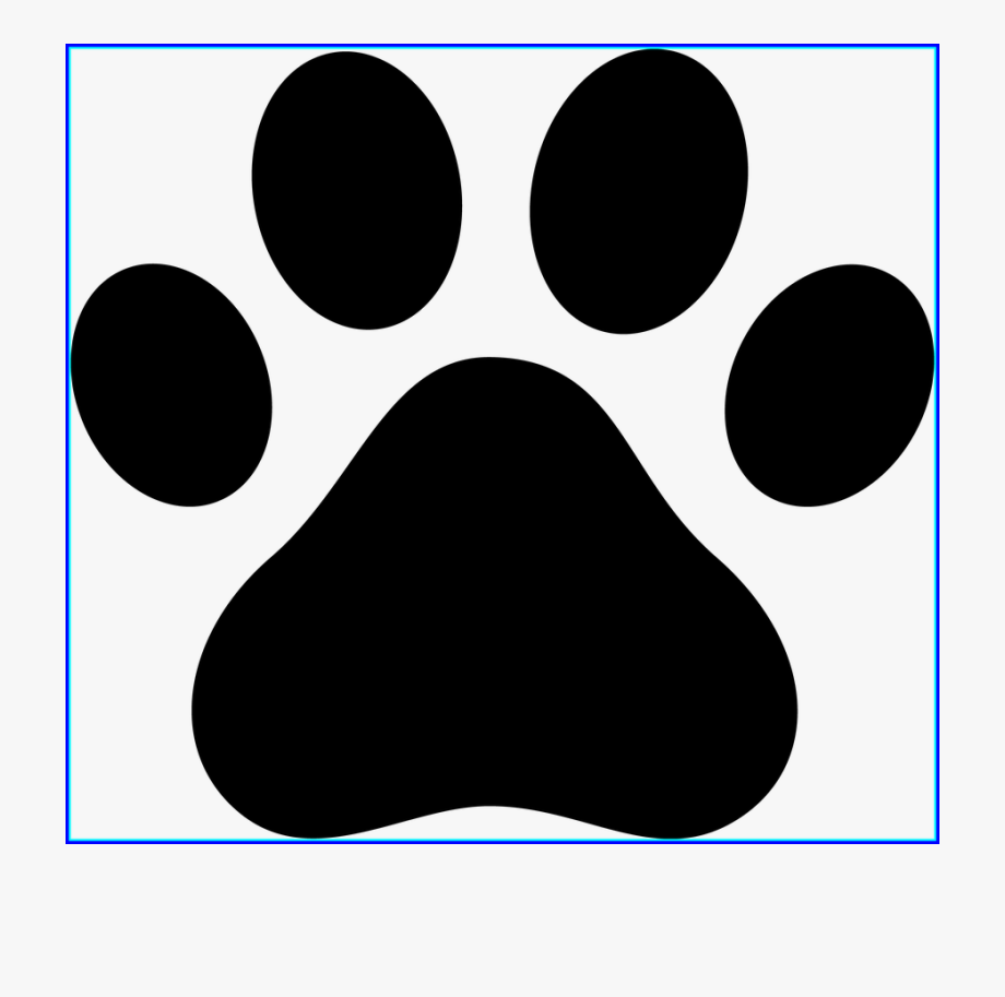 Clip Art Library Stock Awesome Paw Clip Art.