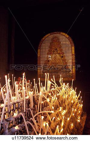 Stock Photo of Spain, Andalucia, Andalusia, Huelva, Religion.