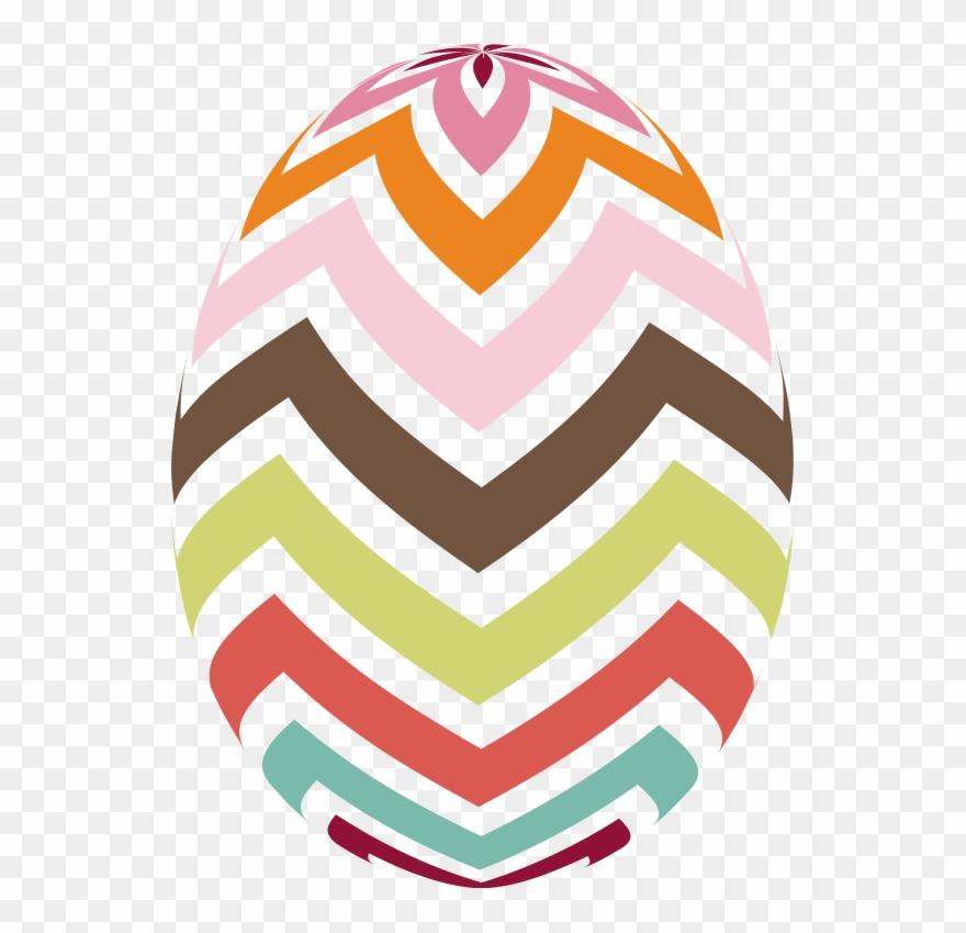Huevos De Pascua Vector Clipart (#381633).