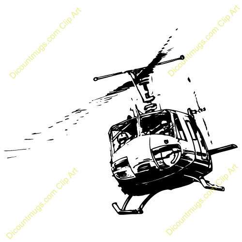 Clipart 11018 V 72 Huey Helicopter 03 Mugs T Shirts Picture Mouse.
