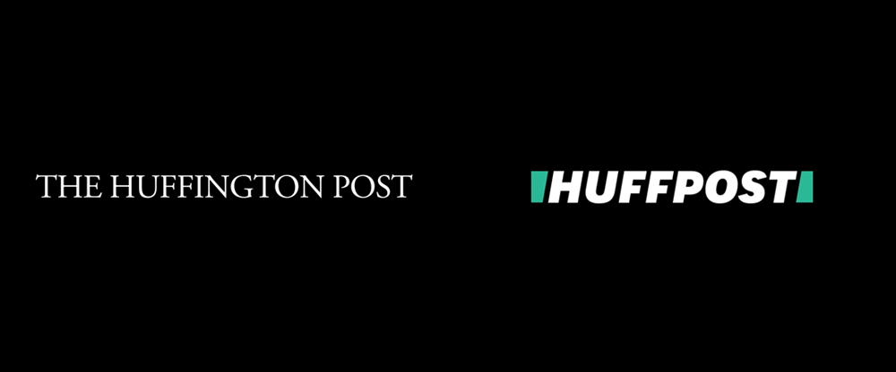 Brand New: New Logo for HuffPost by Work.