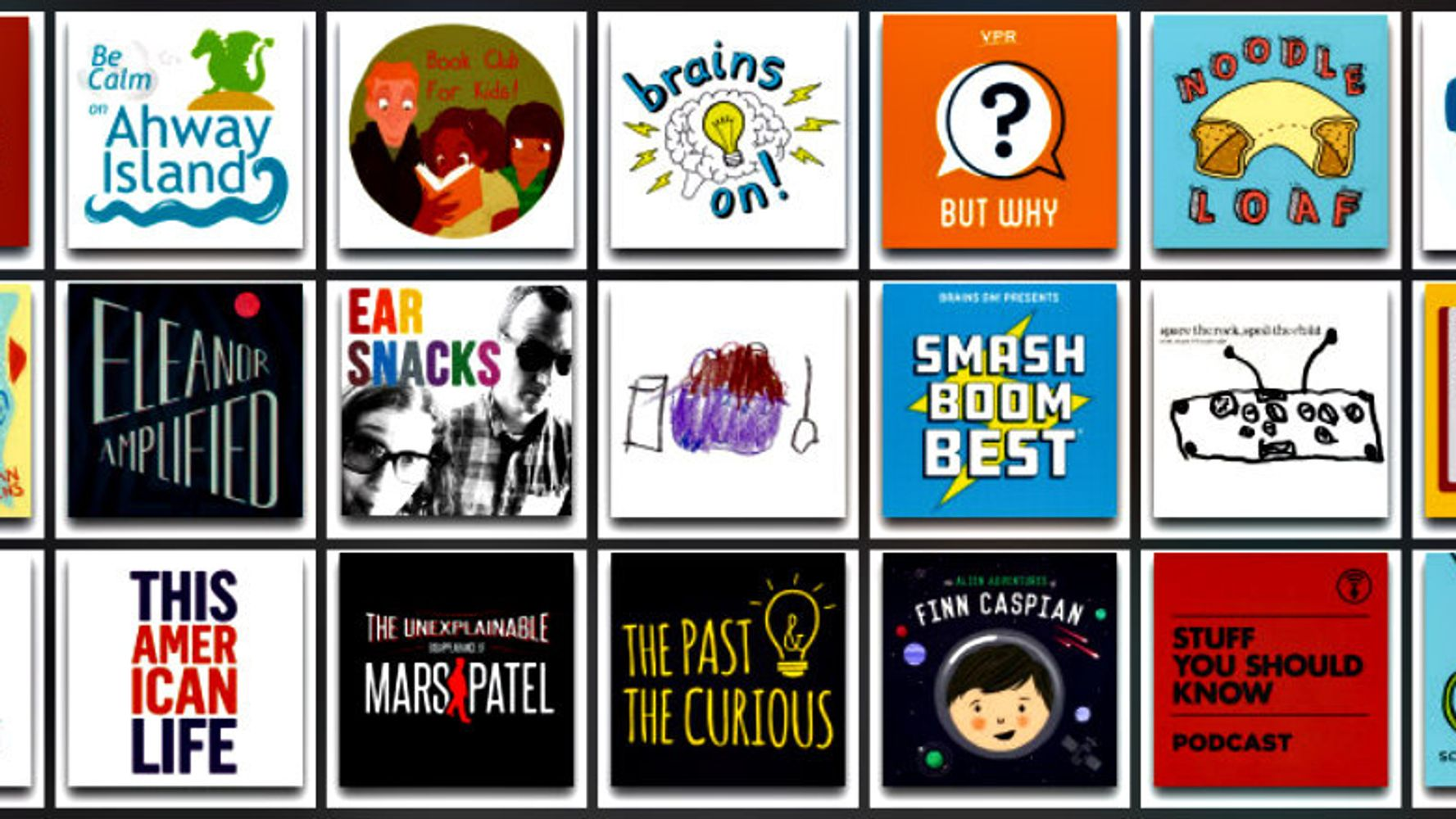 Forget Screen Time. Here Are 25 Best Podcasts For Kids.