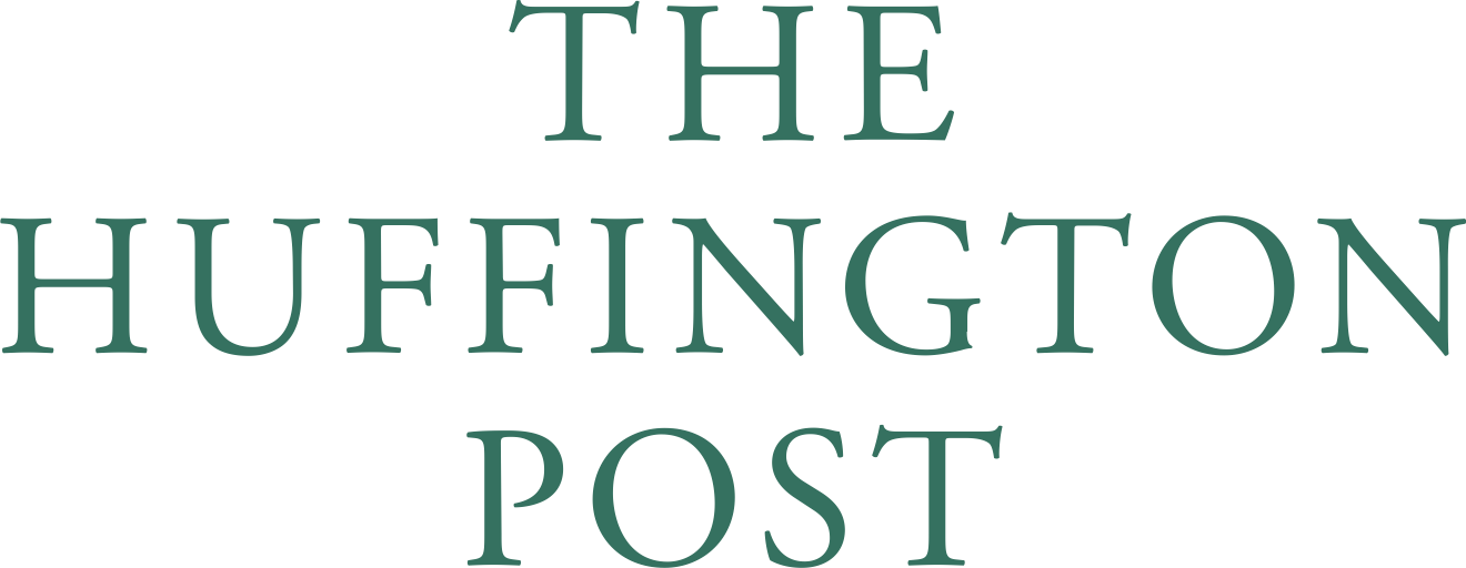The Huffington Post Logo transparent PNG.