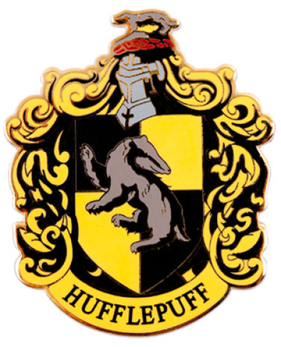 Hufflepuff crest png AbeonCliparts.