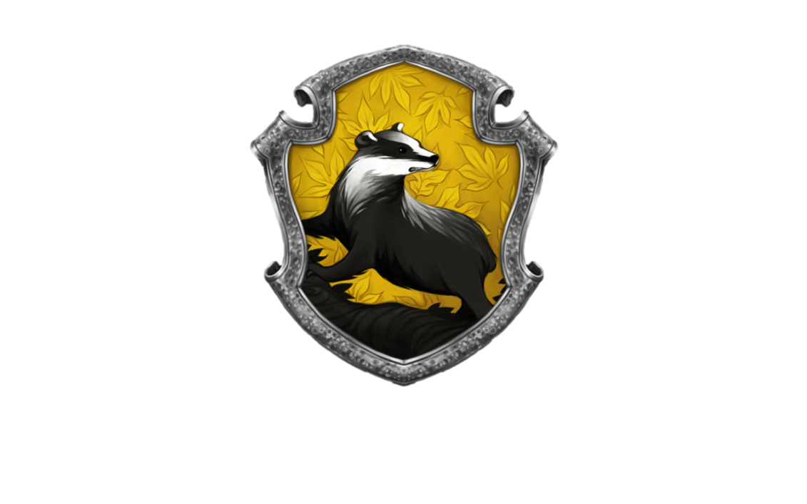 Hufflepuff png clipart images gallery for free download.