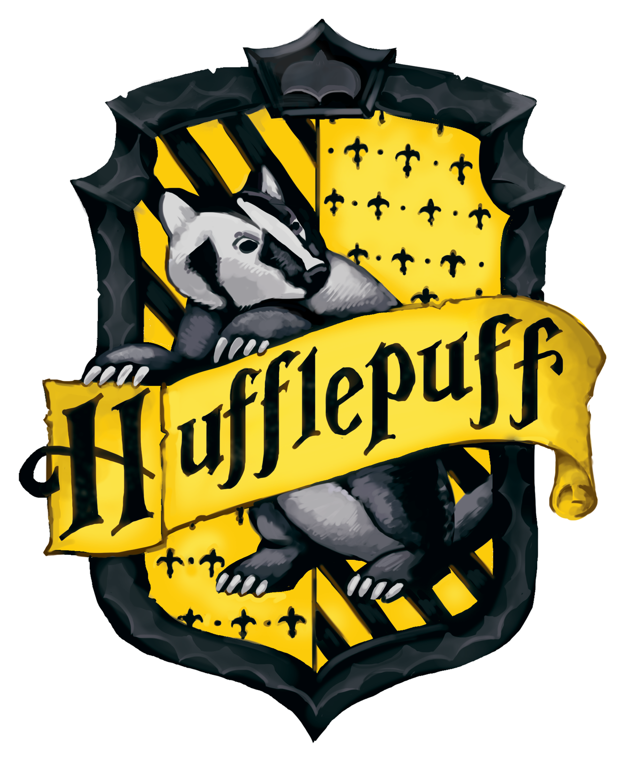Hufflepuff Crest Png, png collections at sccpre.cat.