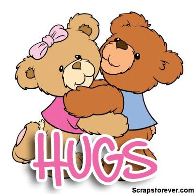 Hug and kiss clipart 4 » Clipart Station.