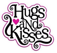 Hug and kiss clipart 1 » Clipart Station.