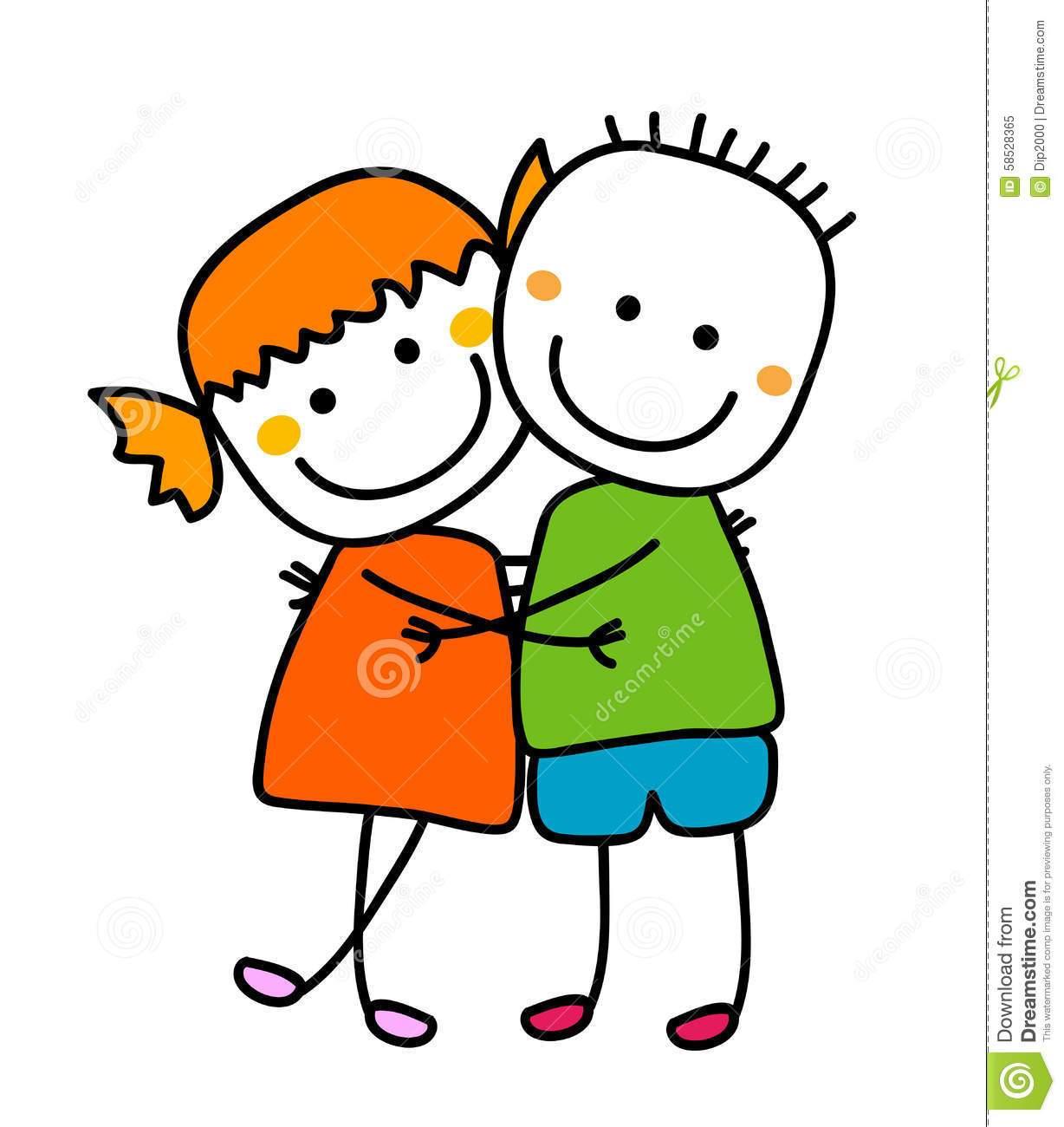 Hugging clipart 5 » Clipart Portal.