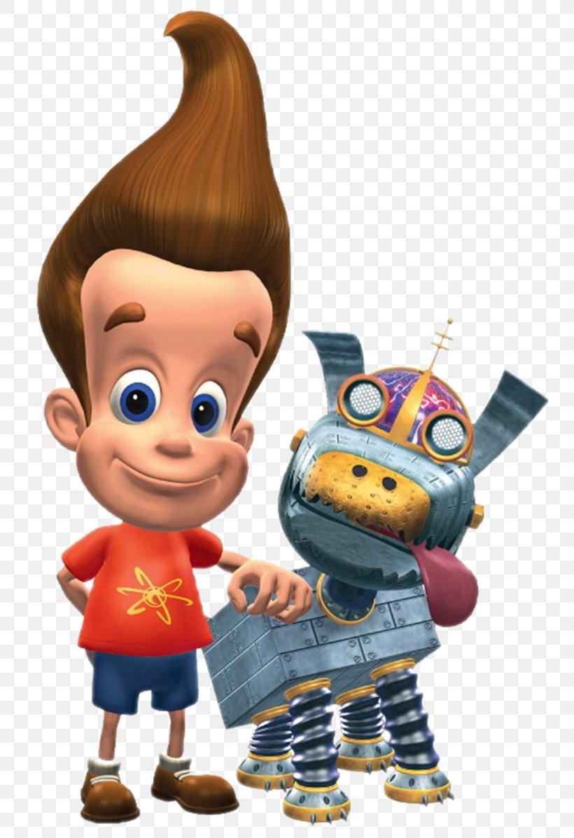 The Adventures Of Jimmy Neutron: Boy Genius Sheen Estevez.