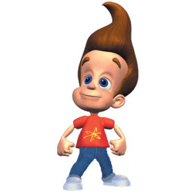 Jimmy Neutron transparent PNG images.