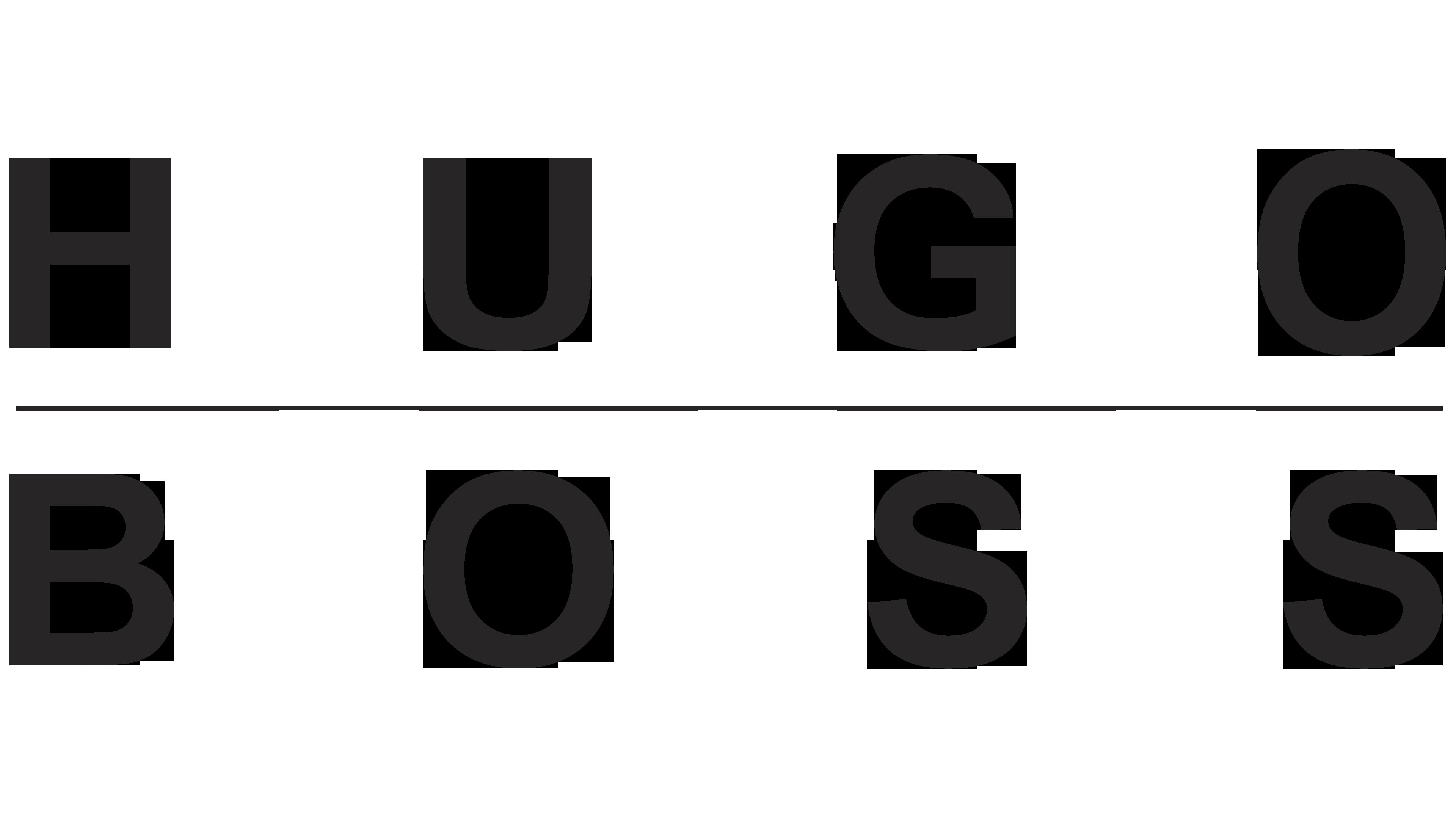Hugo Boss Logo LOGOS De MARCAS Logo Image.