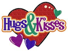 Hugs And Kisses Clipart (98+ images in Collection) Page 2.