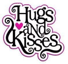 Hugs and kisses clipart free 1 » Clipart Portal.