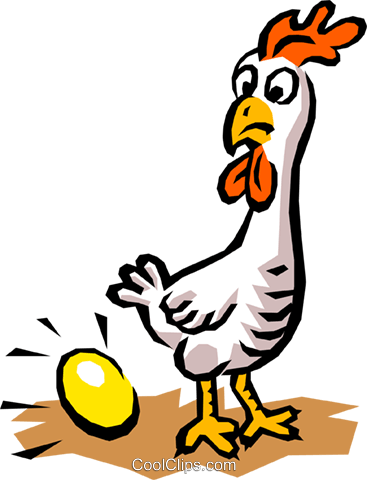 Huhn mit ei clipart » Clipart Station.