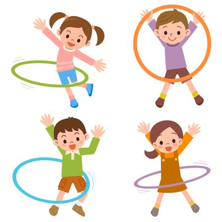 Hula hoop clipart » Clipart Station.