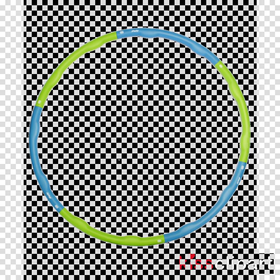hula hoop circle rim clipart.
