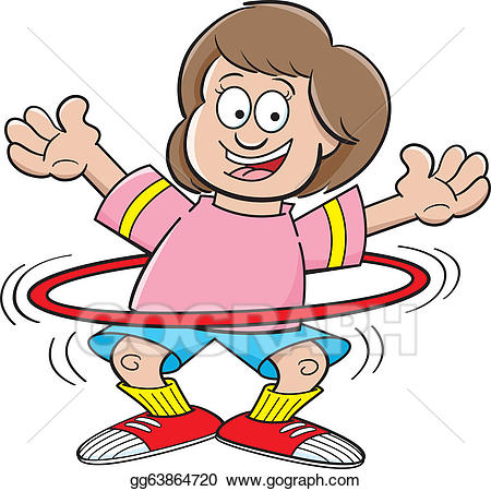 Hula hoop clipart 5 » Clipart Station.