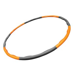 Phoenix Fitness 140g Weighted Padded Hula Hoop Fitness Abs Exercise Workout.