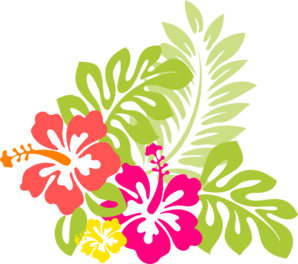 Hawaii Food Clipart.