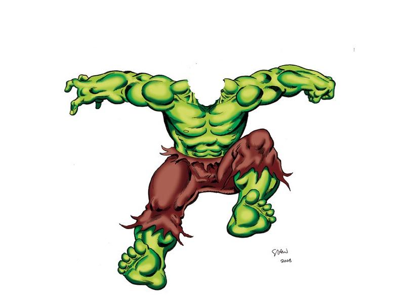 hulk clip art #71.