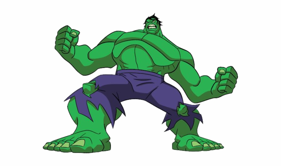 Hulk Clipart Free PNG Images & Clipart Download #2609814.