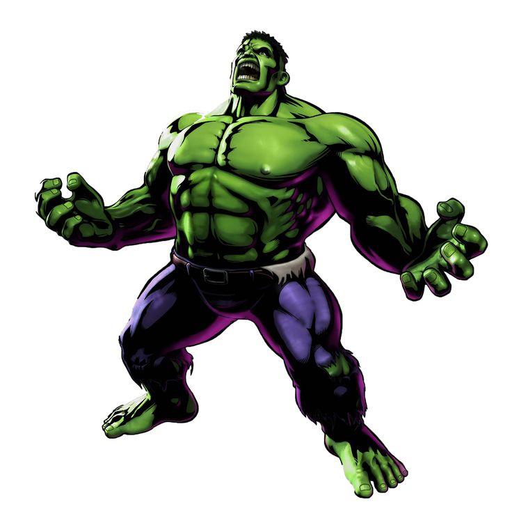 Hulk clip art 3.