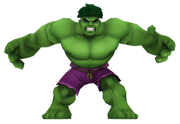Hulk Clipart.