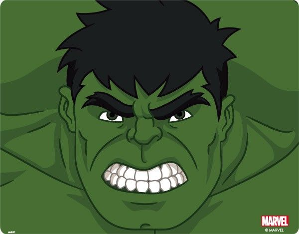 She Hulk Clipart hulk face 8.