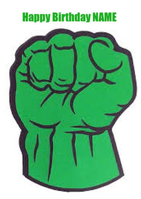 1898 Hulk free clipart.