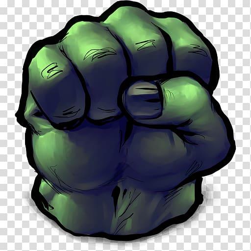 Plant, Comics Hulk Fist, hand gesture illustration.