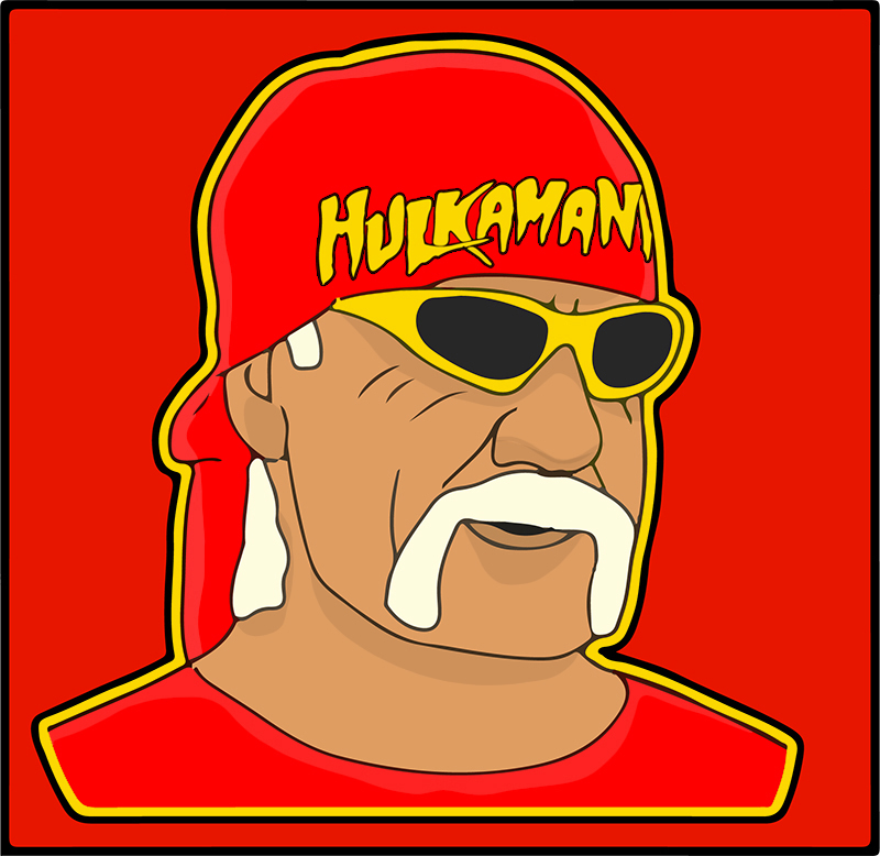 Hollywood Hulk Hogan.