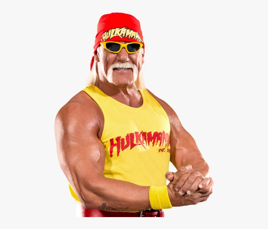 Hulk Hogan Png Clipart.