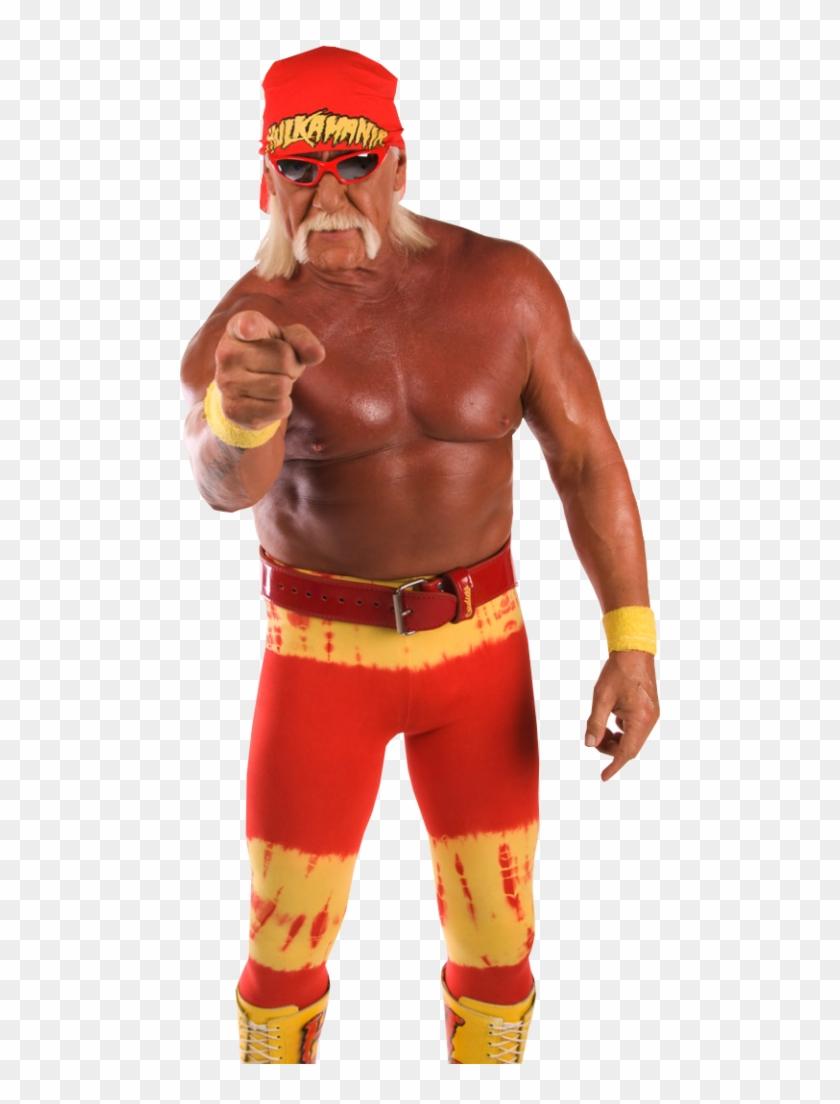 Free Hulk Hogan Png File.